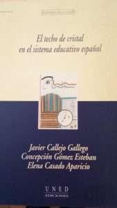 El techo de cristal en sistema educativo español